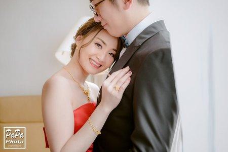 新竹芙洛麗大飯店 Nick+Peggy PAPA-PHOTO 婚禮影像團隊