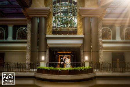 台北君悅酒店 Eason+Selena PAPA-PHOTO 婚禮影像團隊