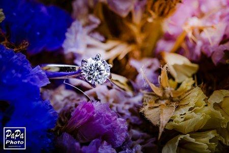 永恆婚戒系列 | PAPA-PHOTO  婚禮影像團隊