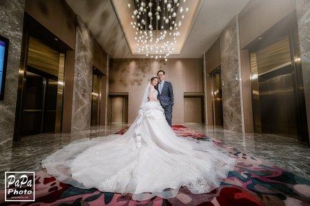 Ryan+LIsa 婚攝格萊天漾大飯店婚攝趴趴/格萊天漾婚攝/PAPA-PHOTO桃園婚攝團隊