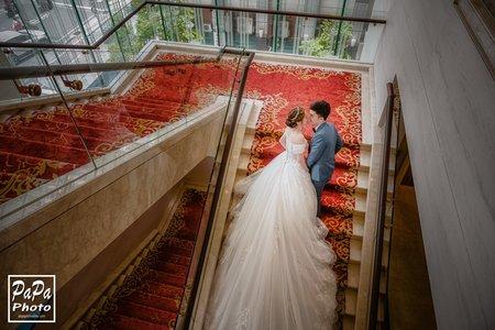 Jerry+Venus 婚攝大倉久和婚攝趴趴/大倉婚攝大倉和久大飯店/PAPA-PHOTO桃園婚攝團隊