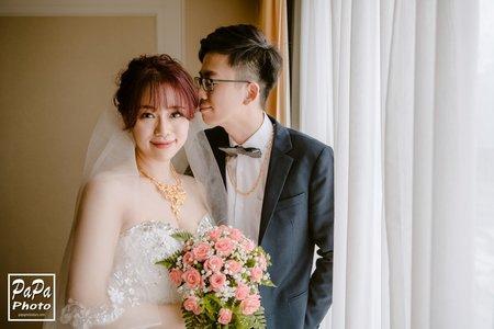 Ray+Jolin 婚攝瓏山林飯店婚攝智煒/瓏山林婚攝/PAPA-PHOTO桃園婚攝團隊