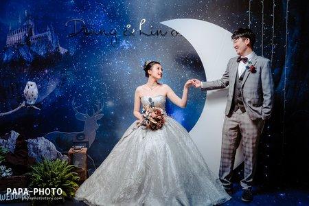 尚順君樂飯店 婚攝趴趴 PAPA-PHOTO Denny+Linda