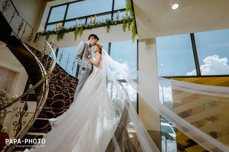 Ming+Queenie 婚攝海豐餐廳婚攝趴趴/海豐婚攝桃園婚攝/PAPA-PHOTO桃園婚攝團隊