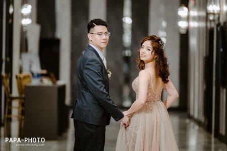 Rudy+Amy 婚攝八德彭園婚攝趴趴/婚攝彭園八德婚攝/PAPA-PHOTO桃園婚攝團隊