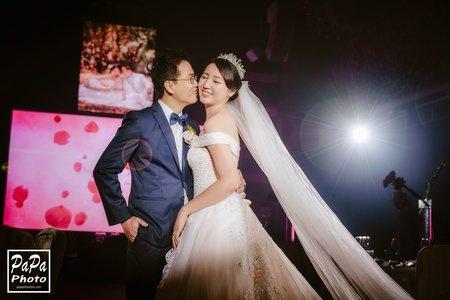 Eason+Selena 婚攝南港雅悅婚攝趴趴/婚攝雅悅桃園婚禮紀錄/PAPA-PHOTO桃園婚攝團隊