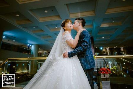 Hao+Yu 婚攝晶華酒店婚攝趴趴/晶華婚攝/PAPA-PHOTO 桃園婚攝團隊