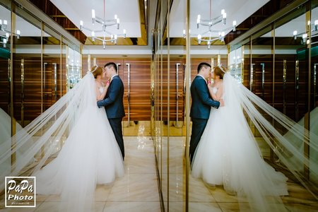 Andy+Alice 婚攝吉立餐廳婚攝趴趴/吉立婚攝/PAPA-PHOTO桃園婚攝團隊