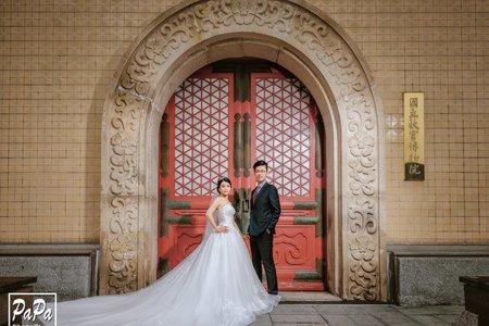 Mark + Kiku 婚攝故宮晶華婚攝趴趴/PAPA-PHOTO桃園婚攝團隊
