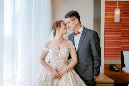 Rudy+Amy 婚攝芙洛麗大飯店婚攝趴趴團隊/新竹芙洛麗婚攝/PAPA-PHOTO桃園婚攝工作室