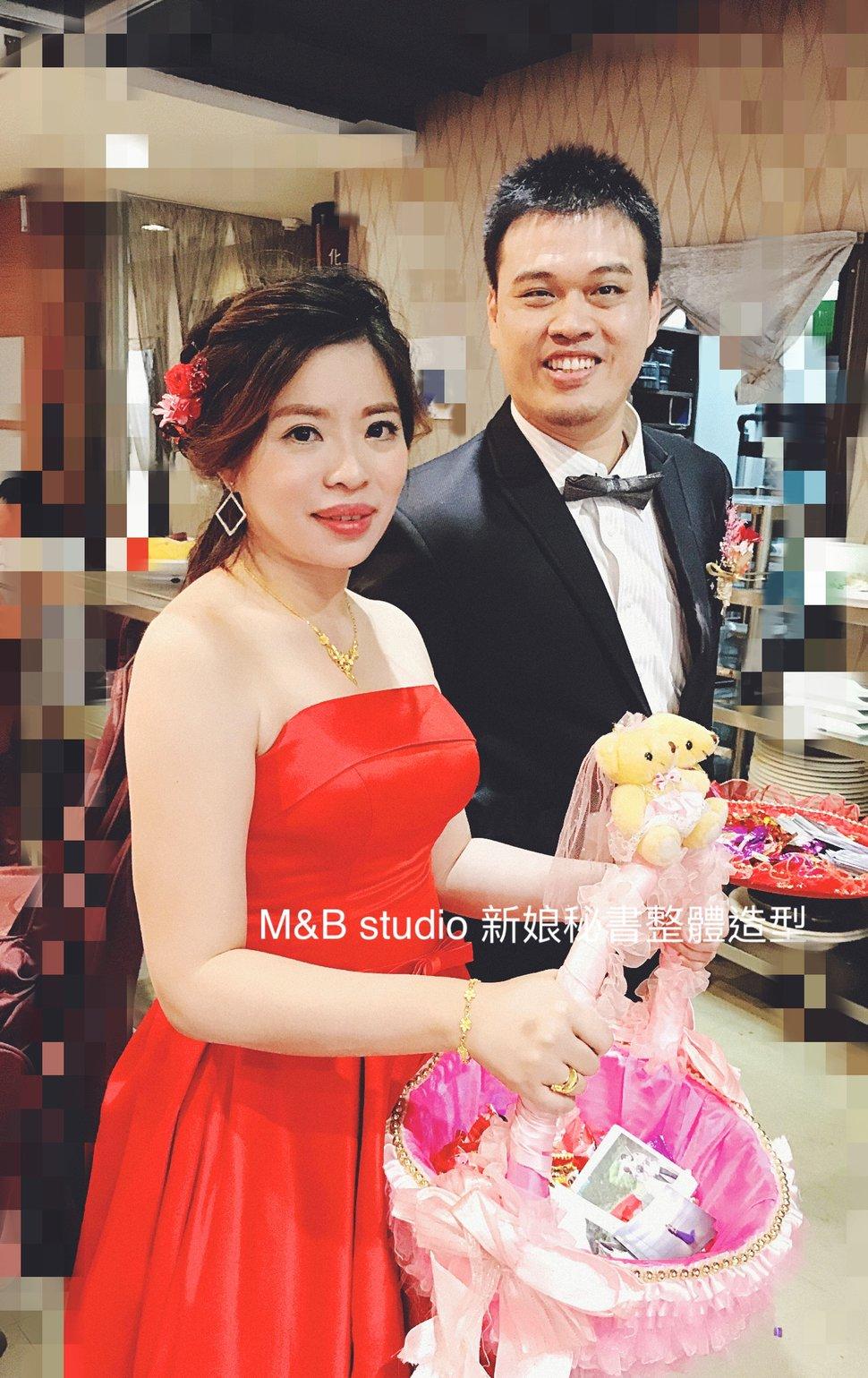 IMG_2241 - M&B STUDIO 新娘秘書整體造型 - 結婚吧