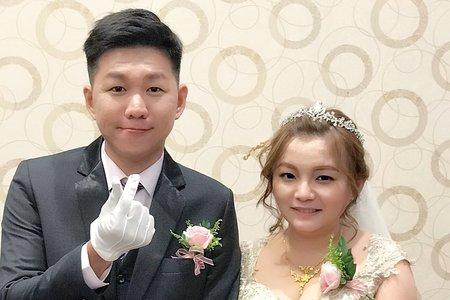 M&B studio-婚宴現場-新娘毓純-迎娶進場造型