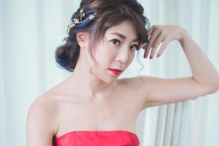 stylist Dora作品集-個性編髮