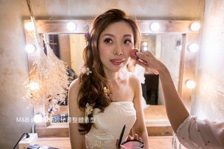 婚紗創作-白紗造型