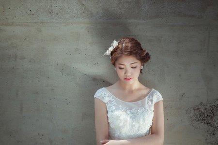 M&B studio 新娘秘書整體造型 藝術照造型:朵拉