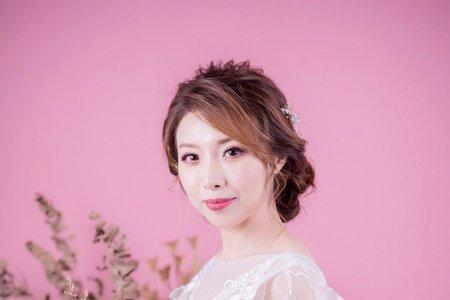 M&B studio新娘秘書/整體造型 唯美韓風 造型:朵拉