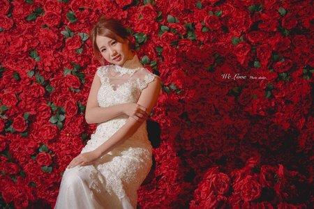 M&B studio新娘秘書/整體造型-婚紗拍樣