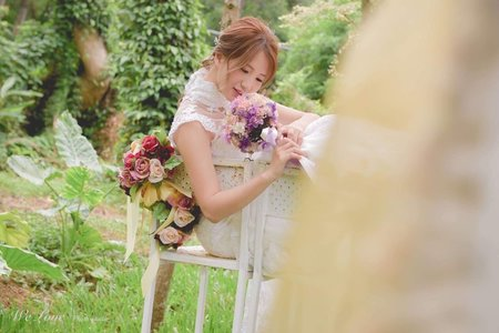 M&B studio婚紗拍樣造型-清新自然🍀🍀🍀