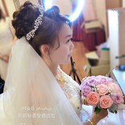 M&B STUDIO 新娘秘書整體造型!
