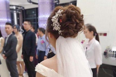 婚宴現場-新娘宇嫻