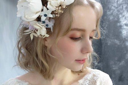 Alice W. Studio-外模氣質妝
