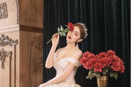 Alice W. Studio-歐風個性白紗