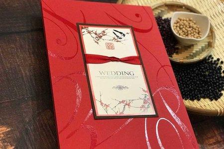 【喜鵲婚禮簽名簿】