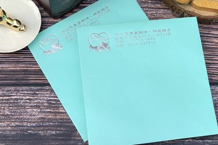 TIFFANY藍信封