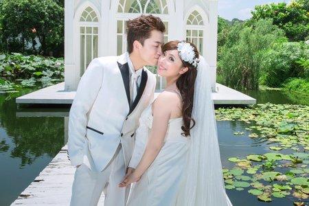 尊榮方案婚紗拍攝-檔案全贈+提供結婚訂婚