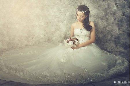 單拍婚紗照#輕婚紗
