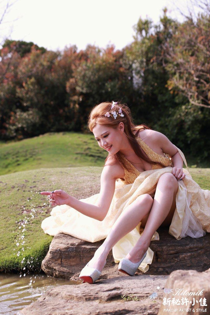 情侶婚紗寫真-水晶相本 2本作品