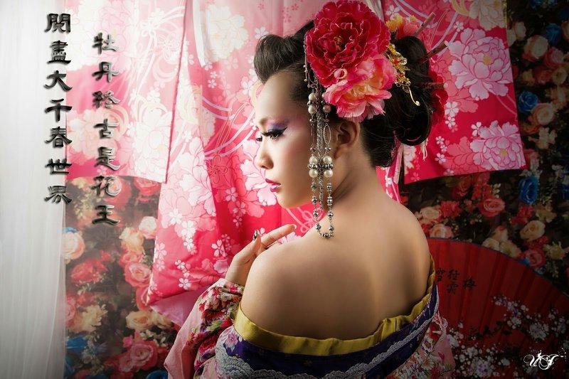 個人藝術照-(特殊主題)日本和服/花魁寫作品