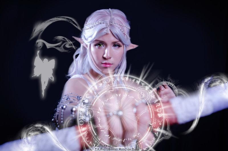 個人藝術照(特殊主題)童話故事/精靈女作品
