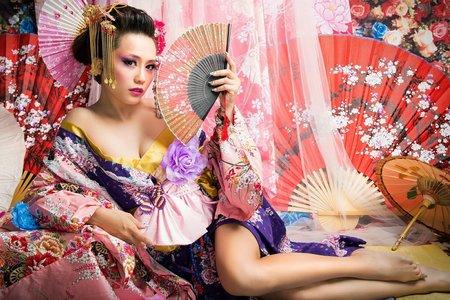 個人藝術照-(特殊主題)日本和服/花魁寫
