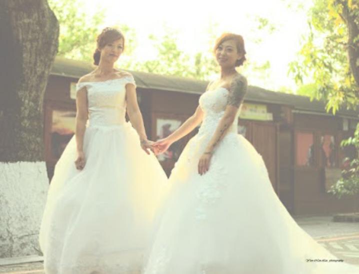 我就是愛你-女仕同志婚紗+檔案全贈+婚禮作品
