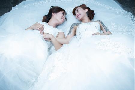我就是愛你-女仕同志婚紗+檔案全贈+婚禮