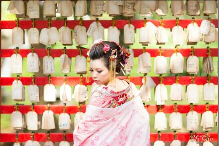 【新秘許小佳】自助婚紗/婚紗攝影/個人寫真/創作/外拍/新娘秘書-和風