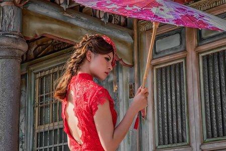 精緻自助婚紗-檔案全贈+婚禮禮服