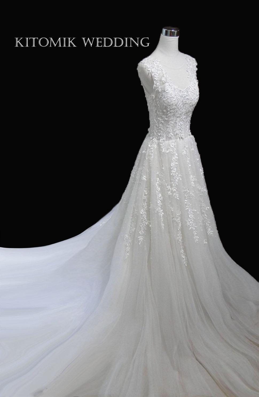 B007-3【新秘許小佳】白紗區-婚紗禮服2.0 I 結婚禮服 I 自助婚紗 I 婚紗攝影 I 新娘秘書 - 新秘許小佳《結婚吧》