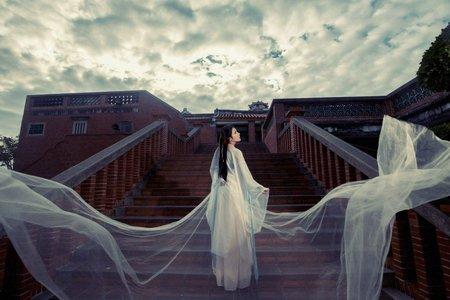 【新秘許小佳 】 個人寫真-古裝 l 自助婚紗 l 婚紗攝影 I 新娘秘書 l 海外婚紗