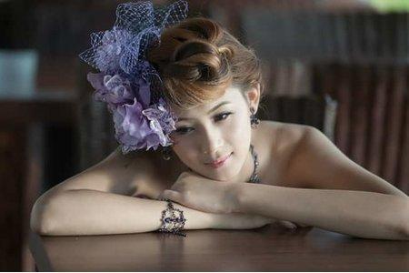 時尚創意婚紗