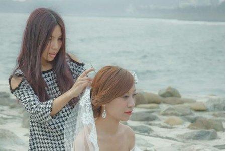 海系浪漫婚紗