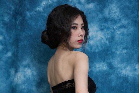 時尚婚紗三造型