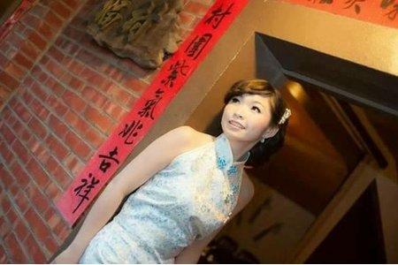 古典旗袍婚紗