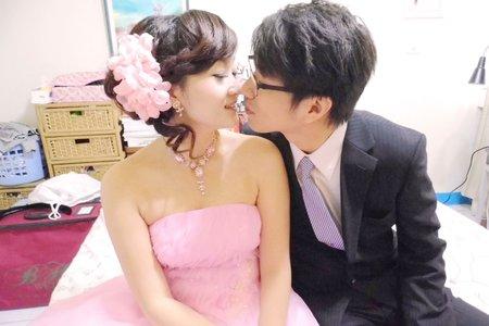 訂婚-甜美新娘婚宴