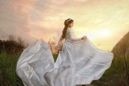 童話故事...婚紗外拍之旅三造型