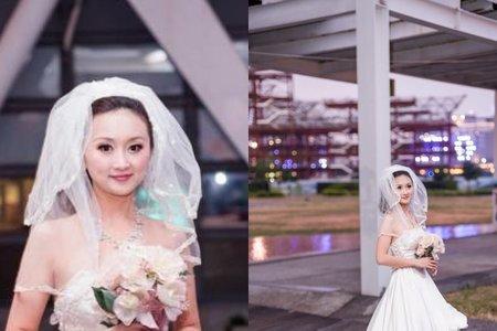 婚紗外拍二造型