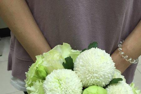 鮮花手捧花,胸花訂做...
