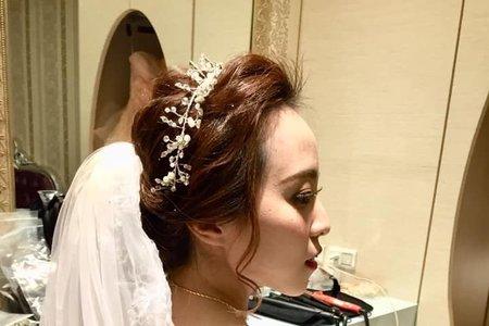 訂結幸福婚禮
