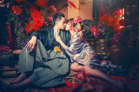 攝影師-TACO 頂級版情侶花魁組客樣作品